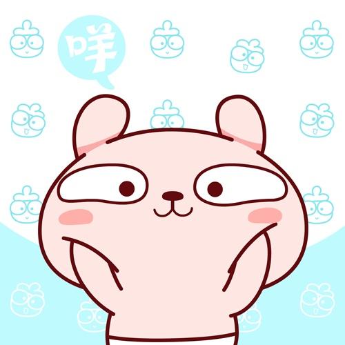 冷兔宝宝头像第一弹|动漫|网络表情|冷兔同学 - 原创图片