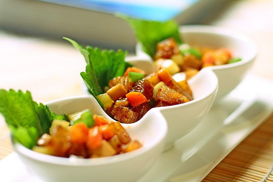 纳豆做菜菜谱图片