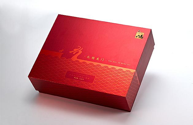 深圳市三智包装设计公司 八马茶叶端午礼盒包装