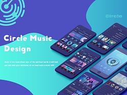 music app概念设计