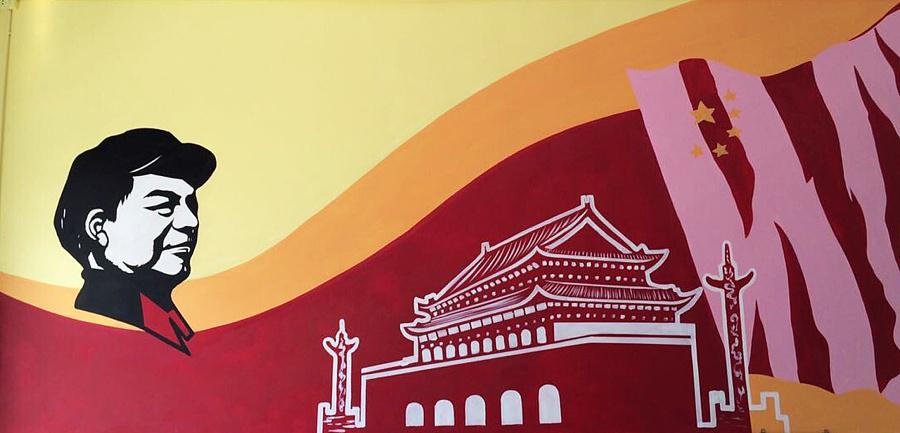 酒吧,ktv,饭店和写字楼以及古建彩绘和大型壁画等室内,室外场所的墙体