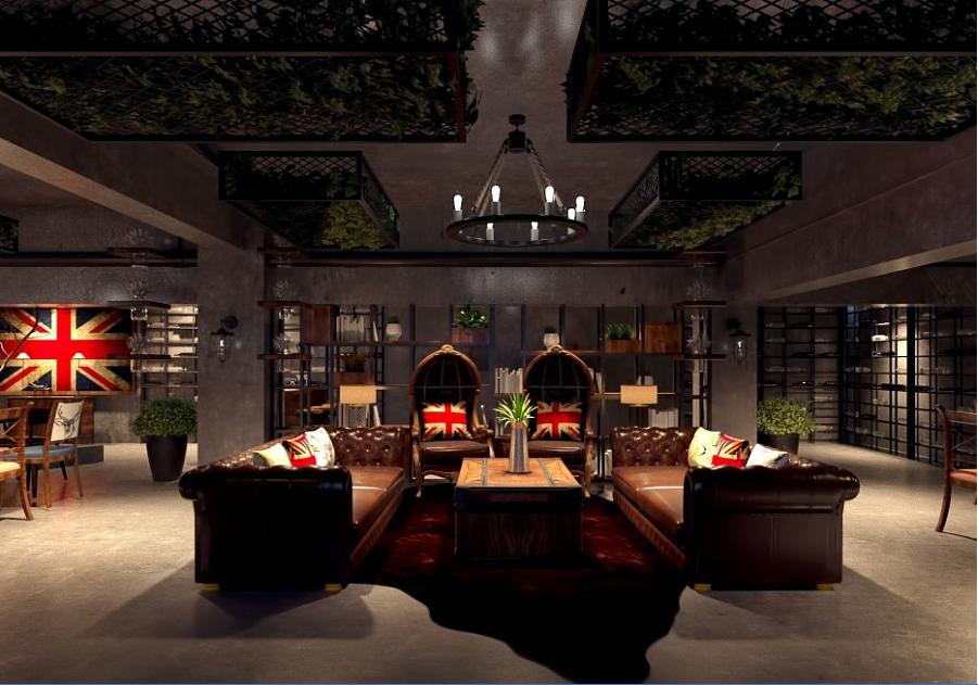 【丽江米氏音乐红酒餐厅】石嘴山餐厅设计 石嘴山专业图片