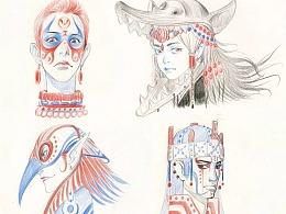 【春哥课堂】角色造型设计:元素想象设计法!
