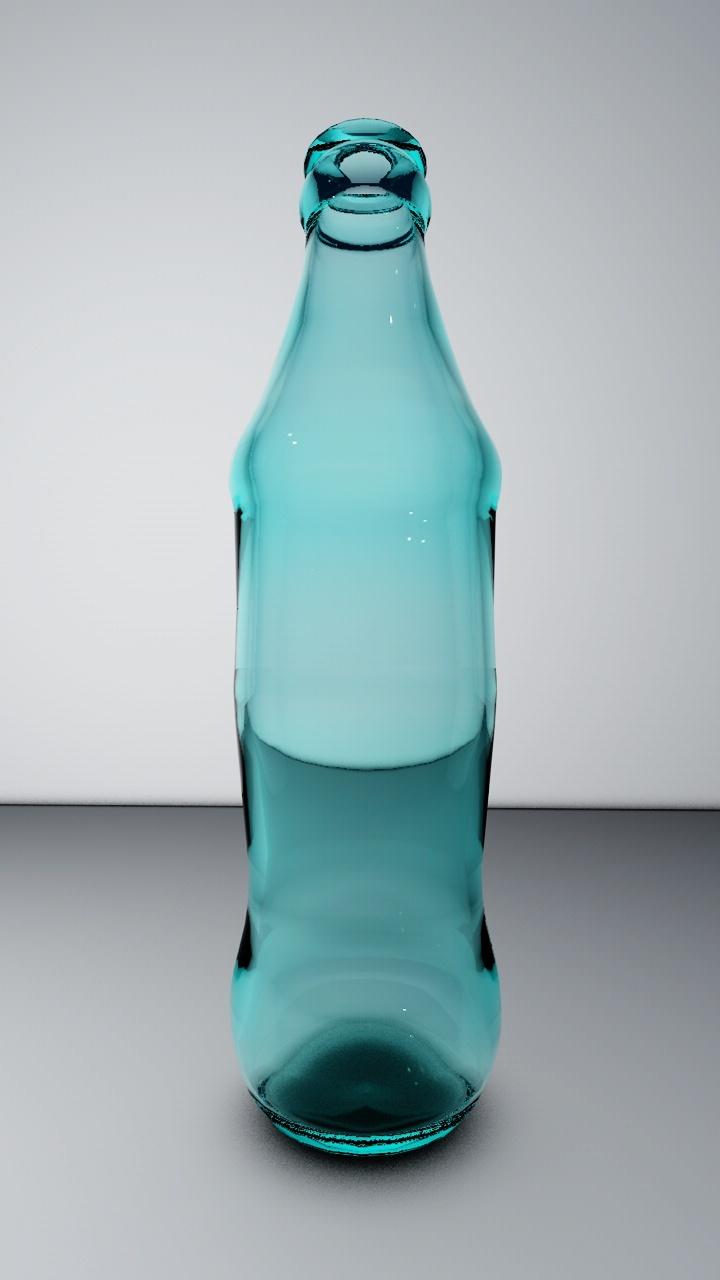瓶子玻璃大