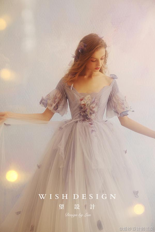查看《紫色新娘》原图,原图尺寸:600x900