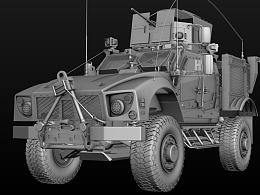 Oshkosh M-ATV全地形防地雷反伏击车