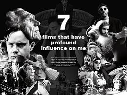 电影海报创意交互设计