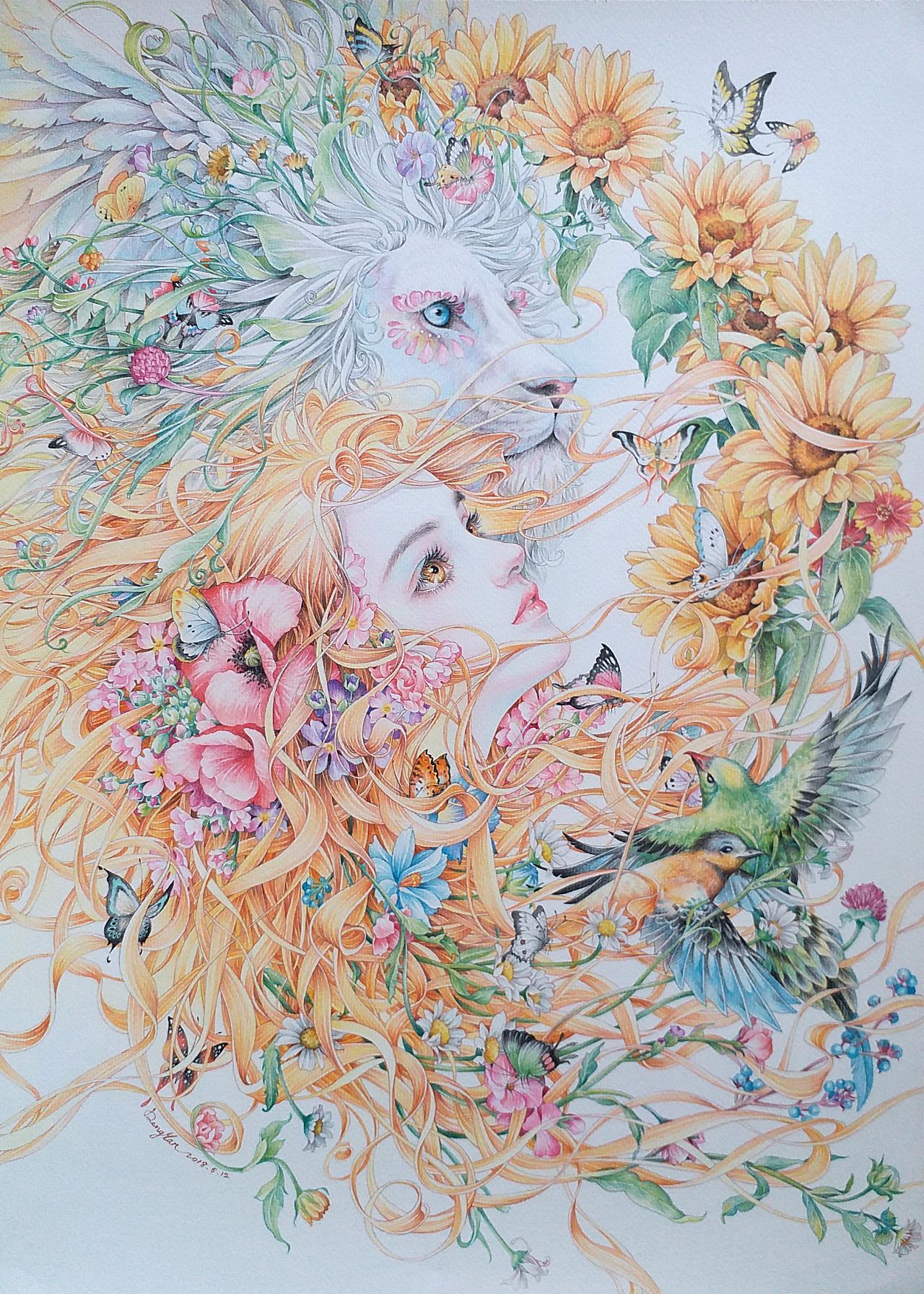 十二星座狮子座金牛座是几月的生日图片