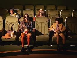 疫情后的电影院