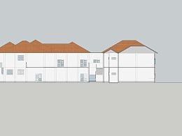 大二下学期设计博物馆建筑设计