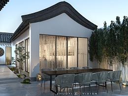 庭院改造方案表现