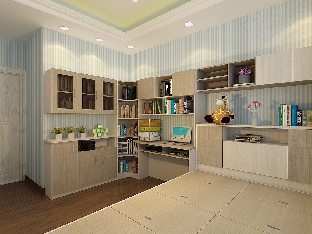 终端设计 好莱客衣柜|空间|室内设计|小可乐猪 - 原创