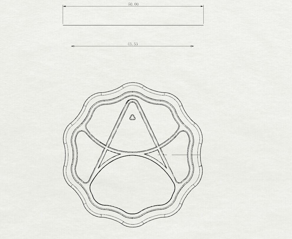 月饼制作流程的简笔画