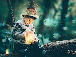 🎃万圣节—绿光森林奇梦记🎃