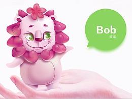 樱花小狮子---波啵bob