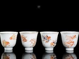 金玉满堂——茶具套组