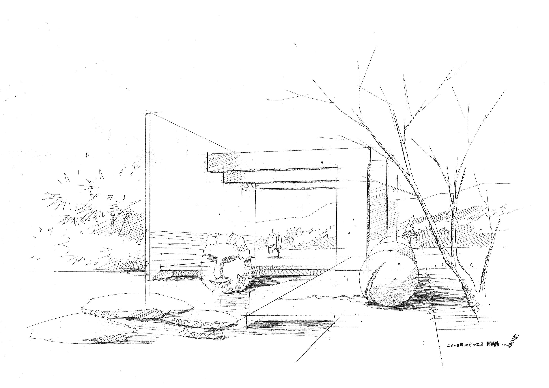 景观手绘|空间|景观设计|qq479839493 - 原创作品