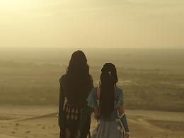 【云月】一梦江湖微电影 离家出走的小医女 沙漠古城