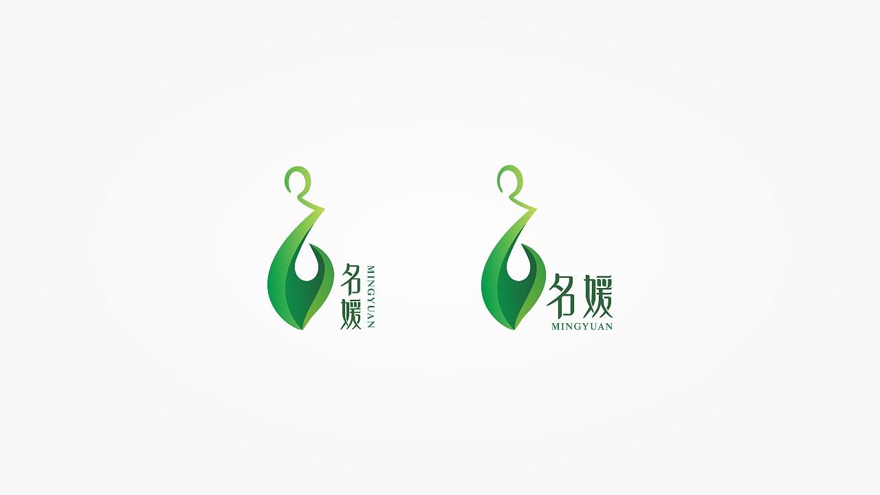 农业品牌的logo提案图片