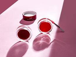 化妆品拍摄护肤品唇膜摄影
