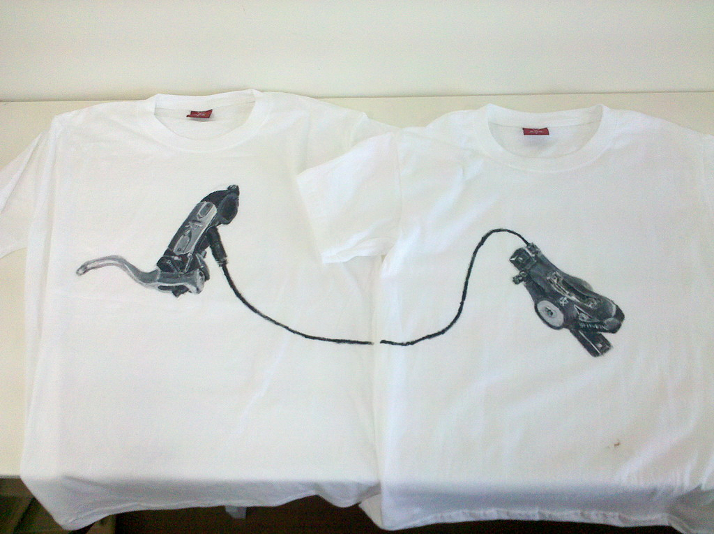 手绘t恤|服装|其他服装|nike198672 - 原创作品