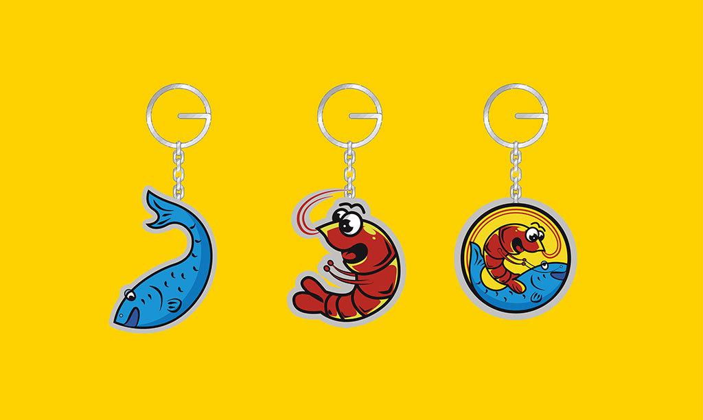 川少爷餐饮品牌全案设计 vi设计 logo设计图片