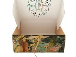 【敦煌赐福】——纸艺之美文化创意产品设计