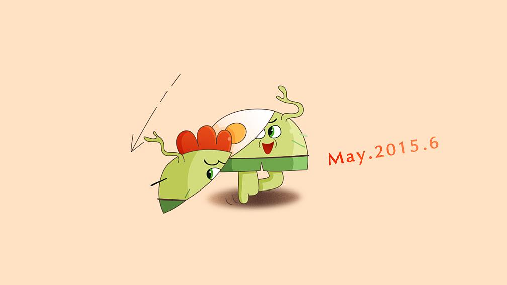 手绘插画作品《蛋蛋的蛋》|插画|插画习作|蓝鲸岛屿