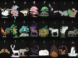24节气-动物系