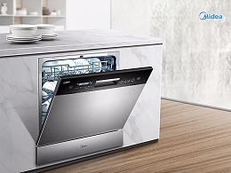 Midea/美的X4-S洗碗机页面分享