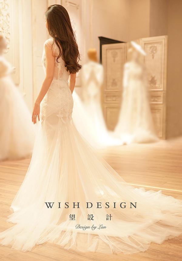 查看《Julievin 鱼尾A型两穿婚纱礼服》原图,原图尺寸:600x859