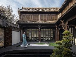 【ENV恩万建筑摄影】中天·澄园营销中心