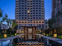 天津建筑景观摄影项目