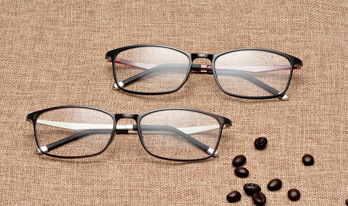 废饮料瓶手工制作眼镜