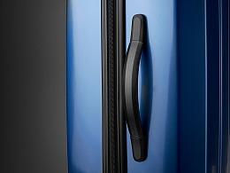 PC箱铝合金拉杆箱拍摄旅行箱行李箱拍摄广告拍摄
