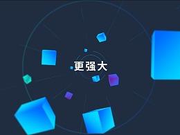 点线科技风动画/企业概念宣传片/快闪【CODING】