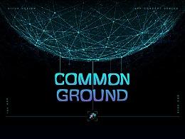 COMMON GROUND APP DESIGN