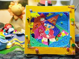 鸡翅的小房子——手工剪纸儿童立体书