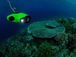 FIFISH水下机器人,为海洋探索代言