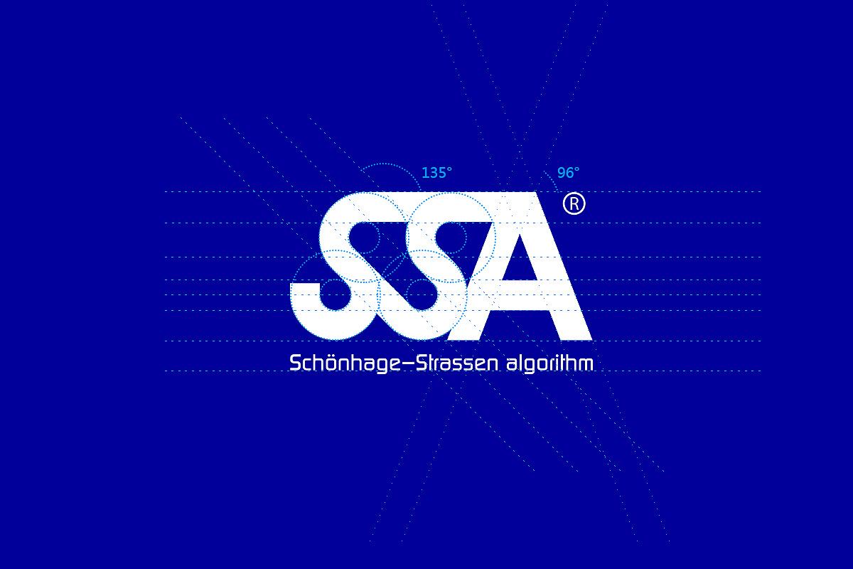 SSA学术教育组织logo设计