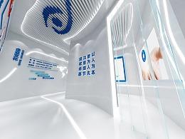 蕾明视康展厅设计方案