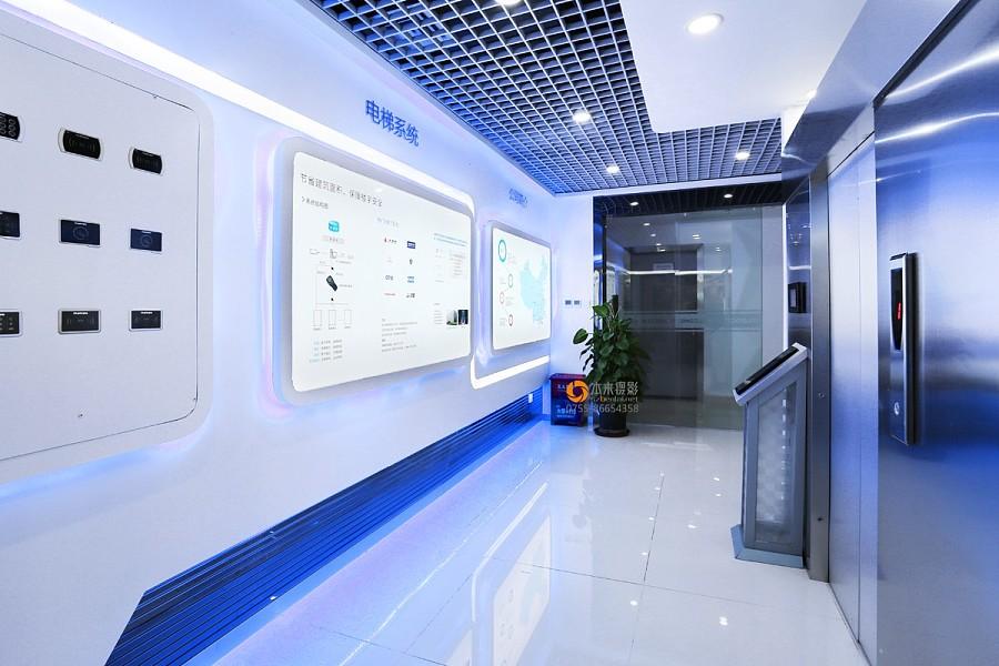 旺龙科技展厅拍摄 室内摄影 深圳本来摄影图片