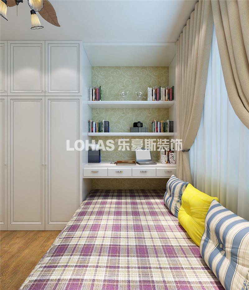30平两居室欧式风格装修效果图==108平卧室榻榻米
