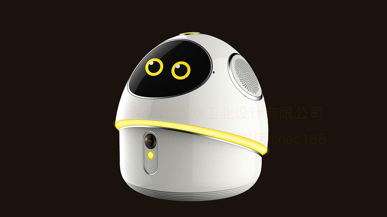 深圳机器人外观设计-深圳首脑设计公司-深圳机器人设计图片