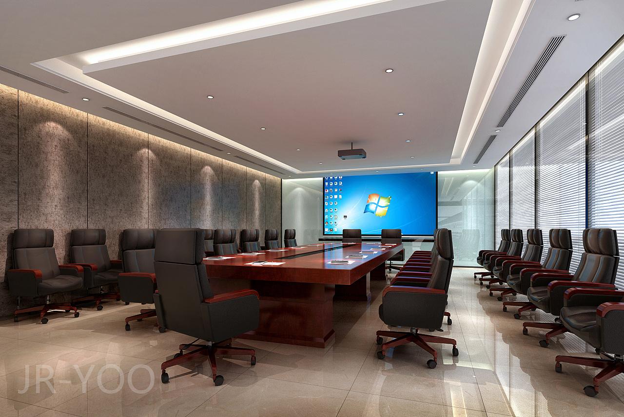 国企—中铁公司的办公设计方案|空间|室内设计|jryoo图片