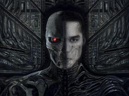 《终结者:黑暗命运》(暂译)-暗黑艺术同人海报
