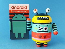安卓Android x 艺峰国际旗下艺术家Loulou & Tummie