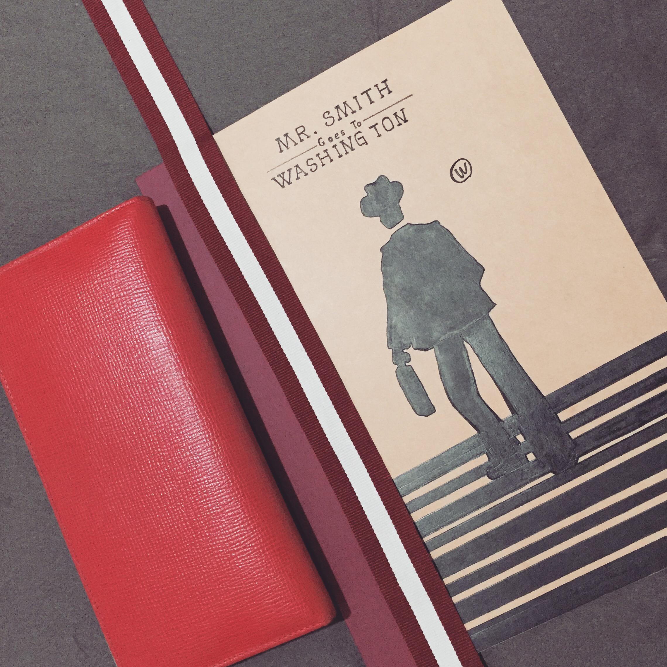 手绘封面笔记本