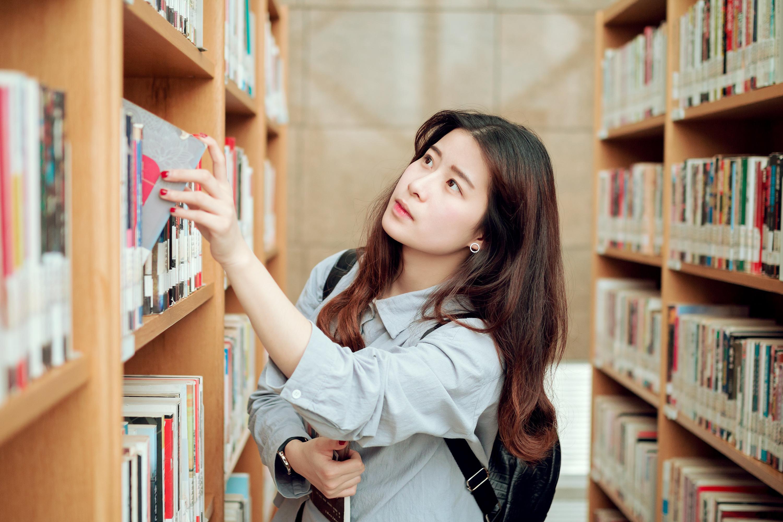 图书馆|摄影|人像|boyjackson - 原创作品 - 站酷图片