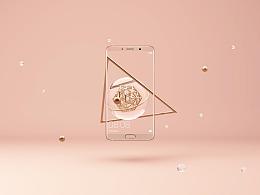 华为手机动态壁纸展示